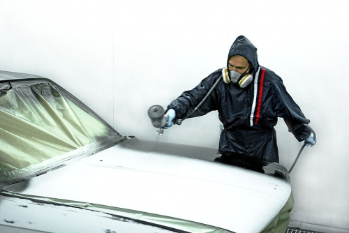Грунтовка автомобиля своими руками, покраска автомобиля своими руками